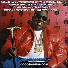 El documental se centrará específicamente en el legado de la música de The Notorious B.I.G. en todo el mundo y la producción cuenta con la ayuda y apoyo de Voletta Wallace madre del legendario rapero.