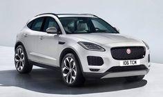 Jaguar E-Pace : Nouveau SUV sur le #configurateur DriveK https://www.drivek.fr/jaguar/e-pace/