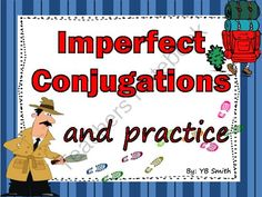 FREE Spanish Imperfect Powerpoint BUNDLE!!! from Spanish the easy way! on TeachersNotebook.com (21 pages)  - FREE Imperfect Powerpoint Bundle!  Help your students learn the rules for all of the imperfect conjugations. These notes and practices together with the interactive powerpoint will guide your students through each step. After each type of verb is introduc