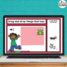 Students will practice classification with this interactive drag and drop activity. Things that hop Things that you smell Things that fly Things that you wear in winter Things that you wear in fall Things that you wear in spring Things that you wear in the summer Farm Animals Zoo Animals Ocean Animals Keywords: sorting, classification, math, Pre Math, sorting by season, sorting by animal type, sorting by characteristics, sorting by environment Teacher Created Resources, Teacher Resources, Kindergarten Activities, Learning Activities, English Language Arts, Hands On Learning, Zoo Animals, Second Grade, Sorting