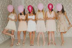 Love Dior: девичник Елены - http://weddywood.ru/love-dior-devichnik-eleny/