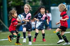 800 young athletes participate in Hong Kong's 10th All Girls Rugby Tournament | Coconuts Hong Kong