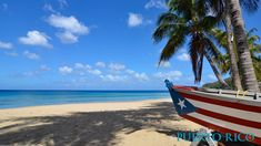 Explore the Beaches of Puerto Rico...
