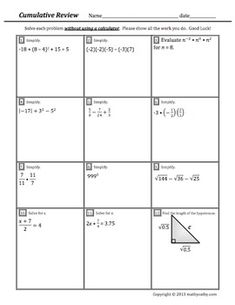 Different Problems Absolute Value, Order Of Operations, Integers, April Fools Day, School Counseling, The Fool, Math, Math Resources, April Fools
