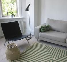 Tikau Meze Design Taina Snellman, felted wool carpet, size 125 x 175 cm. Hand made in North India