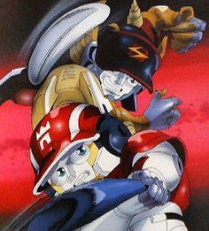 Shippuu! Iron Leaguer 疾風!アイアンリーガー 1993
