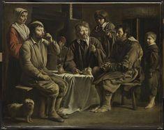 Repas de paysans (1642), Louis Le Nain, (C) RMN-Grand Palais (musée du Louvre) / Mathieu Rabeau