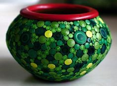 Quilled Bowl