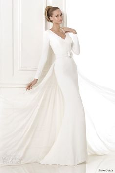 Atelier Pronovias 2015 Pre-Collection Wedding Dresses | Wedding Inspirasi