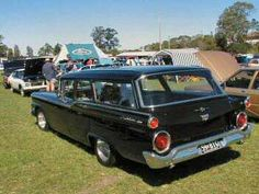 1959 Ford Fairlane 500 Ranch Wagon