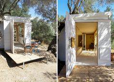 Tiny house eco living