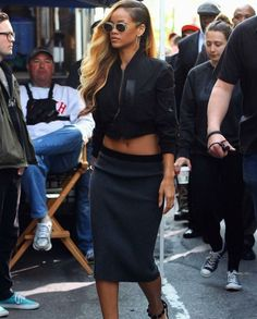 Rihanna #stylish #icon