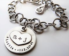 #WIN the You and Me Bracelet (by The Pretty Peacock)