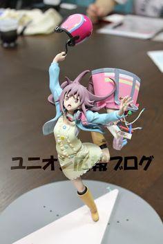 The Rolling Girls - Moritomo Nozomi - Union Creative International Ltd | Anime Manga Comic PVC Figur Statue