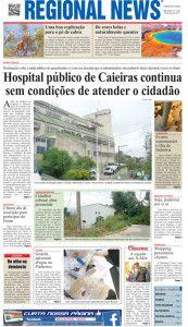 Jornal Regional News – ANO XXIII – N.º 1.204: http://rnews.com.br/jornal-regional-news-ano-xxiii-n-o-1-204.html