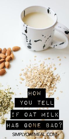 How do i know when oat milk is bad? When the seal is broken and the container has been opened for the first time, then oat milk is considered a perishable food that can quickly turn rancid. It should be consumed within 4 to 7 days, but it may even last up to 10 days. Oatmeal Toppings, Crunchy Granola, Homemade Peanut Butter, Milk Cans, Vegan Friendly, 10 Days, Yummy Treats, Dairy Free, Seal