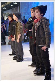 """Boys like to""""dress to impress""""!!! Moda Bebe #www.modabebesa.com"""