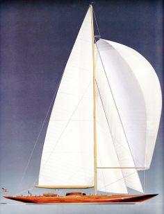 design by Bruce King, 91' LOA, built by renaissance yachts, Thomaston, Maine, launched 1994