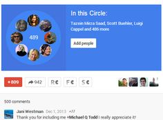 5 key #GooglePlus tools that you may not be using yet