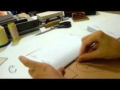 Encadernação Artesanal Belga - Canteiro de Alfaces - YouTube