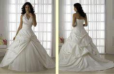 Svatební  šaty THOMASIA One Shoulder Wedding Dress, Wedding Dresses, Fashion, Bride Dresses, Moda, Bridal Gowns, Fashion Styles, Wedding Dressses