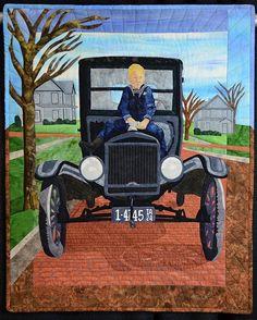 Tom  Model T, Iowa 1924