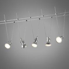 1000 images about seil schienensysteme und zubeh r on pinterest spot lights fur and led. Black Bedroom Furniture Sets. Home Design Ideas