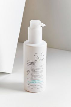 Shop ACWELL No. 5.5 Bubble-Free pH Balancing Cleanser at Urban Outfitters today. We carry all the latest styles, colors and brands for you to choose from right here.