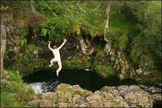 Wild swimming 50 Best Places to Swim Outdoors in the UK Tens Place, Lake District, Scotland Travel, The Guardian, Outdoor Activities, Day Trips, Adventure Travel, Adventure Awaits, The Great Outdoors