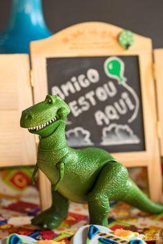 Decoração de Festa Infantil - Toy Story - Cris Dias Fotografia