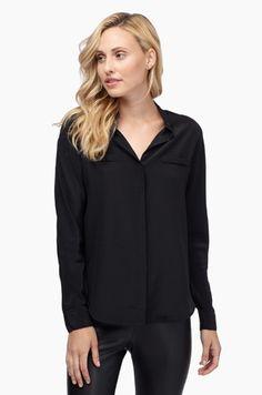 Dolman Silk Shirt