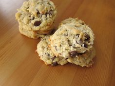 Copycat Paradise Bakery Coconut Chocolate Chip Cookie Recipe (adapted but it comes very close!)