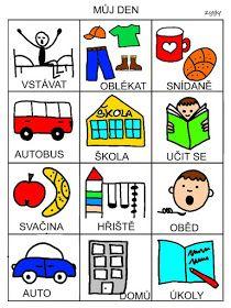 Pro Šíšu: Muj den Baby Album, Book Activities, Adhd, Montessori, Preschool, Language, Teaching, Education, Books