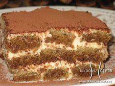 Tiramisu, Food And Drink, Sweets, Vegan, Ethnic Recipes, Gummi Candy, Candy, Goodies, Tiramisu Cake