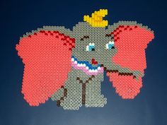 Dumbo Disney hama beads - DOMINELLE DECOUPAGE - Picasa-Webalben
