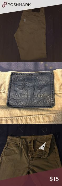 Levi's jeans Levi's jeans 30x30 slim/skinny jeans Levi's Jeans Slim Straight
