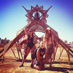 ... just because I had the most amazing time this summer at #symbiosisgathering  Prolly the best time of my life  by ophelia_overdose
