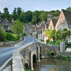 Cotswolds, England. One day...one day