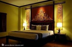 Asian themed bedroom- Boyenga Team