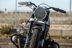 The new creation by Cafe Racer Dreams, Spain, see all specs at CRD Website