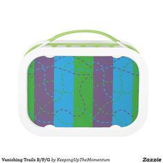 Vanishing Trails B/P/G Yubo Lunchbox