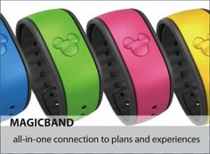 New Information on Disney My Magic+ MagicBands