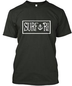 Surf RI - Classic   Teespring