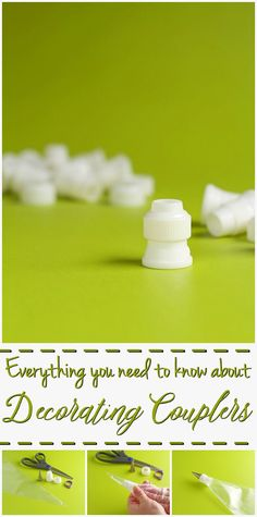 Here is Everything You Need to Know about Decorating Couplers | The Bearfoot Baker