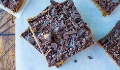 Havermout reep met chocolade (glutenvrij)