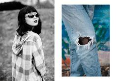 grunge memories  #editorial #model #photography #photograph #stylist #losangeles #losangelesriver #grunge #90s #grungephotography