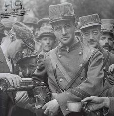 1914 - La gourde du soldat
