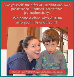 Vencer Autismo: Ofereça a simesmo o amor incondicional, a persistê...