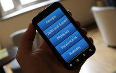 Aplicación para personas con discapacidad visual