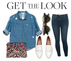 """""""Look under 150$"""" by imanko on Polyvore featuring mode, Sans Souci, M&Co et Boohoo"""